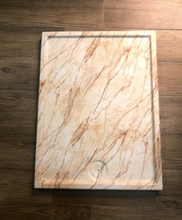 Load image in gallery viewer, HMM-039 hydroimpresion shower tray | marble effect film