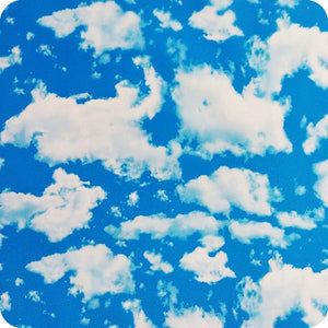 HOT-014 Clouds water transfer printing foil