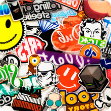 Load image in gallery viewer, HOT-063 Sticker Bomb Star Wars hydrographic sheet