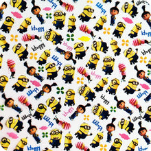Load image into gallery viewer, HOT-068 Minions Hydrographic Sheet