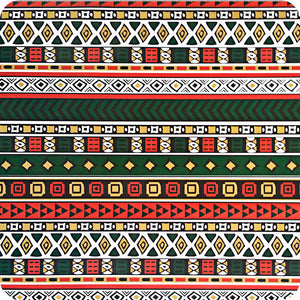 HOT-074 Hydrographic sheet Mexican design
