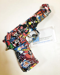 HOT-096 AIRSOFT WITH HYDROPRINTING 2   FILM Hydrography Sticker Bomb