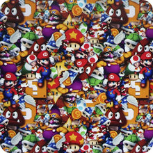 Load image in gallery viewer, HOT-115 Mario Bros Transfer Paper