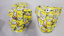 Load image in gallery viewer, HOT-139 Decorating pieces with hydro-printing The Minions