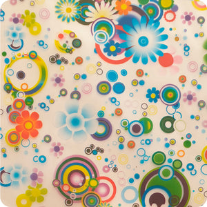 HOT-179 Colorful Hydrographic Sheet