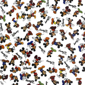 HOT-145 Mickey Mouse Hydroprint Foil