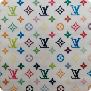 HOT-174 Film for Water Transfer Printing with Louis Vuitton design