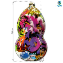 Load image in gallery viewer, HOT-048 Violet grafitti water transfer printing foil
