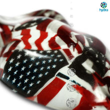 Load image in gallery viewer, HOT-050 US flag hydroimpression sheet