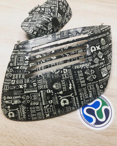 HOT-055 motorcycle parts hydro printing Mechanical hydrographic sheet