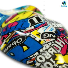 Load image in gallery viewer, HOT-056 Hydroimpression sheet sticker bomb