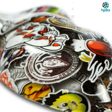 Load image in gallery viewer, HOT-075 Hydrographic sheet sticker bomb