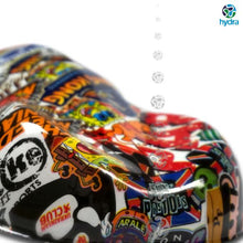 Load image in gallery viewer, HOT-076 Hydrographic sheet sticker bomb
