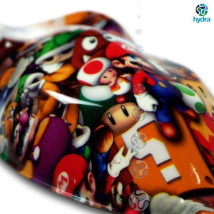 HOT-115 Papel Transfer Mario Bros