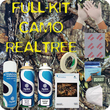 Upload image to gallery viewer, realtree camouflage hydroprint kit