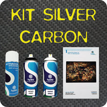 Load image in gallery viewer, SILVER carbon fiber hydroimpression kit