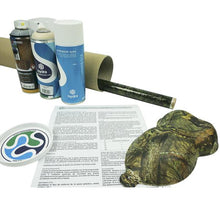 Load image in gallery viewer, realtree camouflage hydroimpression kit