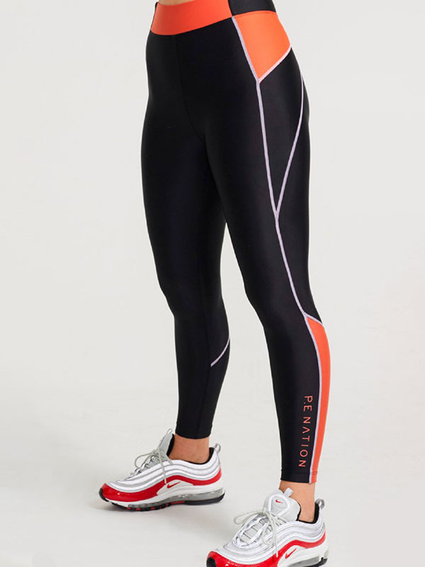 Final Leap Legging - Black