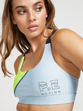 Twist Serve Sports Bra - Winter Sky