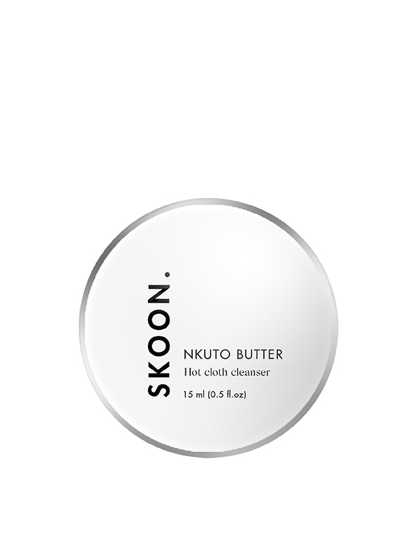 NKUTO BUTTER Hot Cloth Cleanser - 15ml