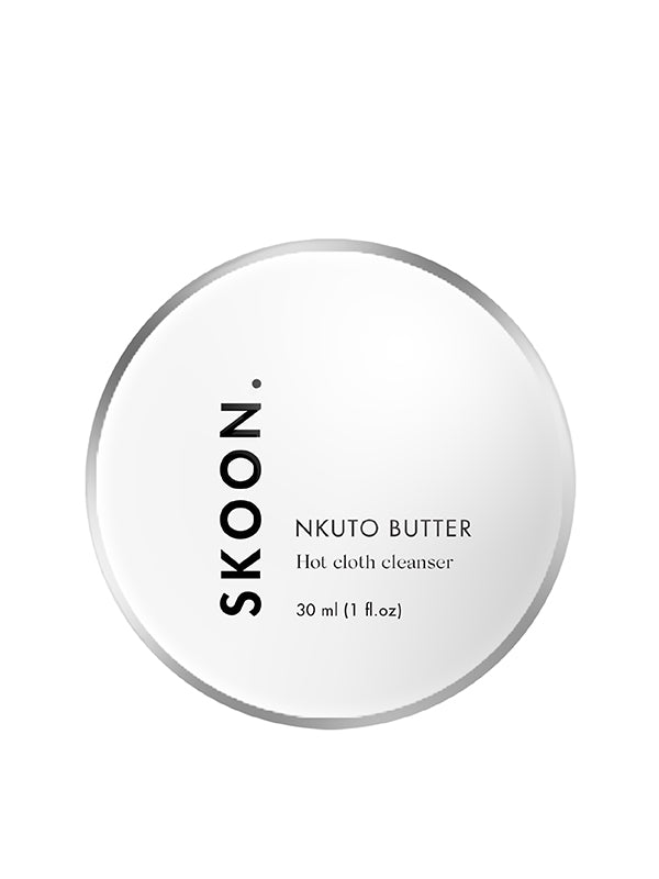NKUTO BUTTER Hot Cloth Cleanser - 30ml