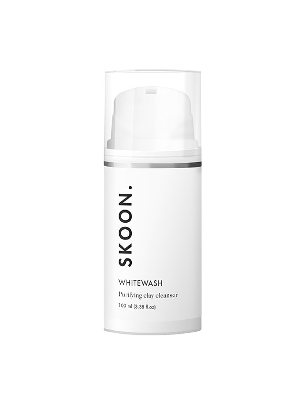 WHITEWASH Purifying Clay Cleanser - 100ml