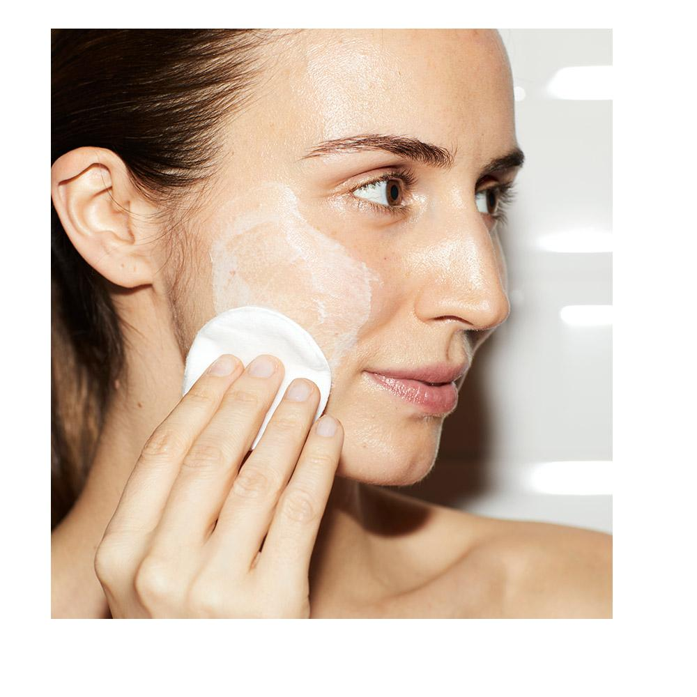 Cleansing tips for all skin types.