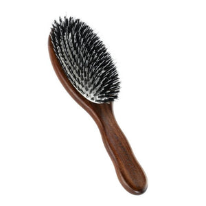 Acca Kappa boar bristle & nylon brush - natural haircare to treat your scalp and hair