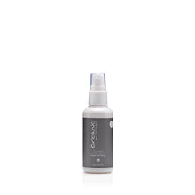 Load image into Gallery viewer, White spray bottle with grey label that reads Organic Colour Systems Control Argan Oil Gloss - a salon quality spray for smooth, healthy hair