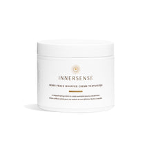 Load image into Gallery viewer, White container that reads Innersense Inner Peace Whipped Creme Texturizer - a natural styling cream to create workable texture and definition