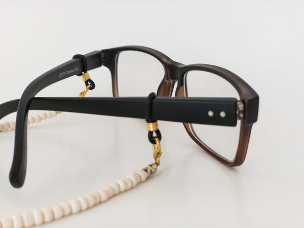 Ella Beaded Chain for Face Masks + Eyeglasses