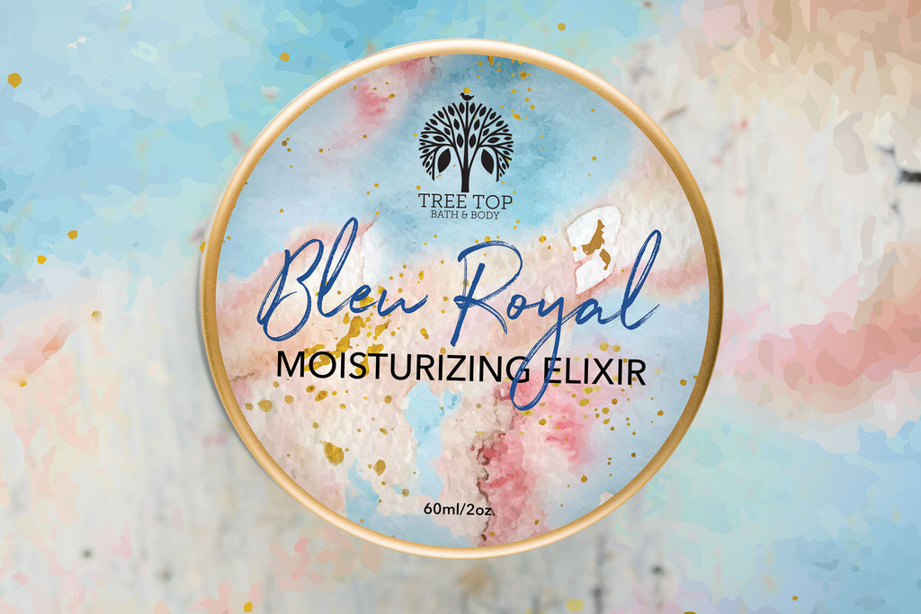BLEU ROYAL MOISTURIZING ELIXIR
