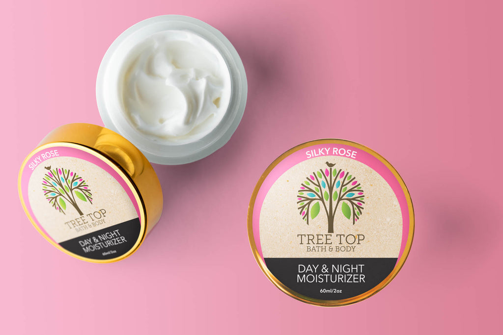 SILKY ROSE DAY & NIGHT MOISTURIZER