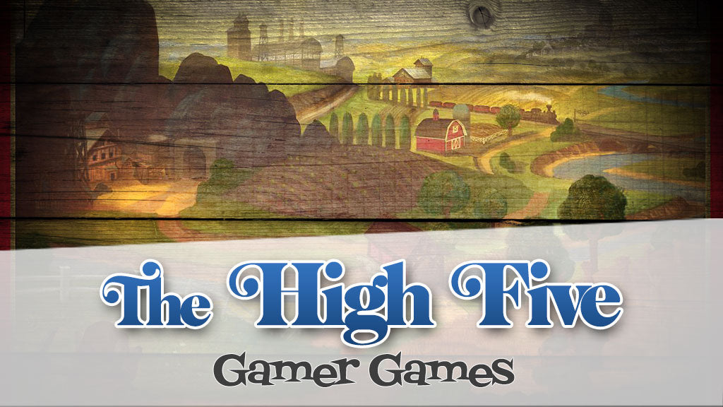The High-Five: Gamer Games