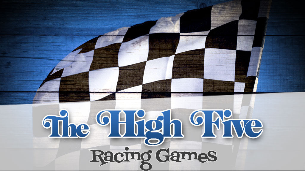 The High-Five: Racing Games