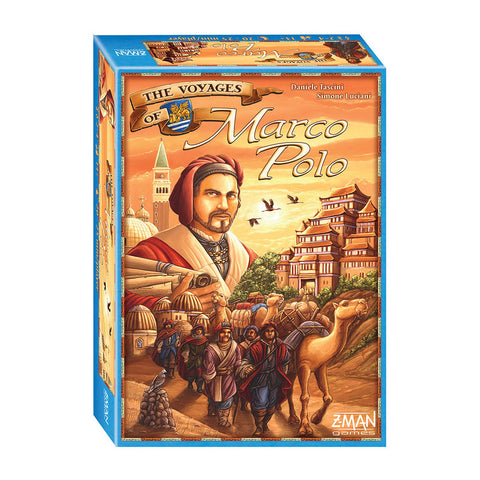 The Voyages of Marco Polo