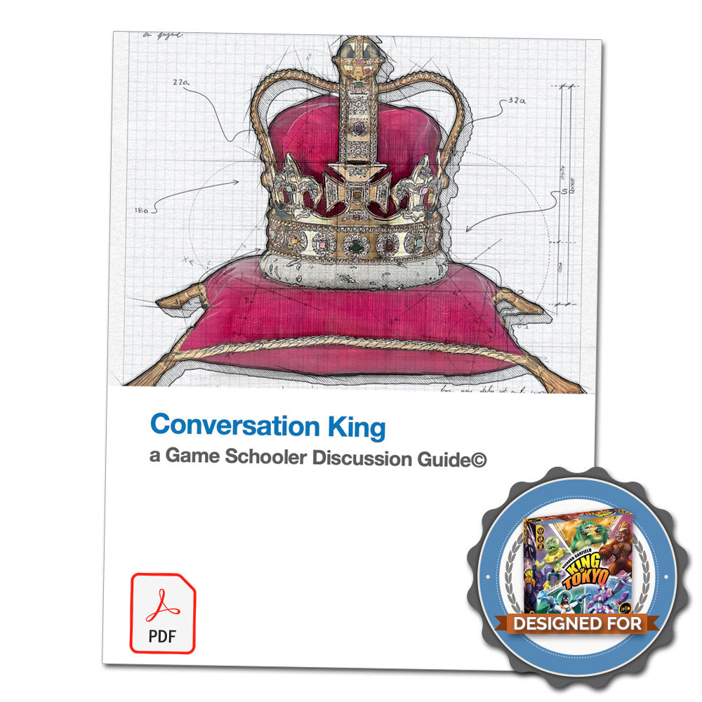 Conversation King - Discussion Guide