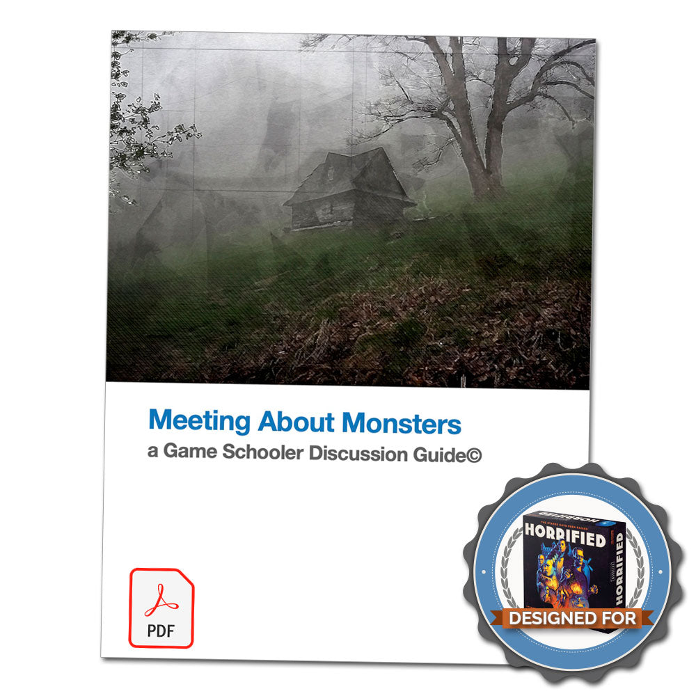Meeting About Monsters - Discussion Guide