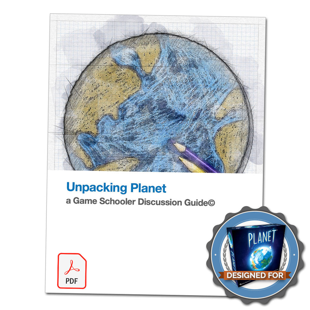 Unpacking Planet - Discussion Guide