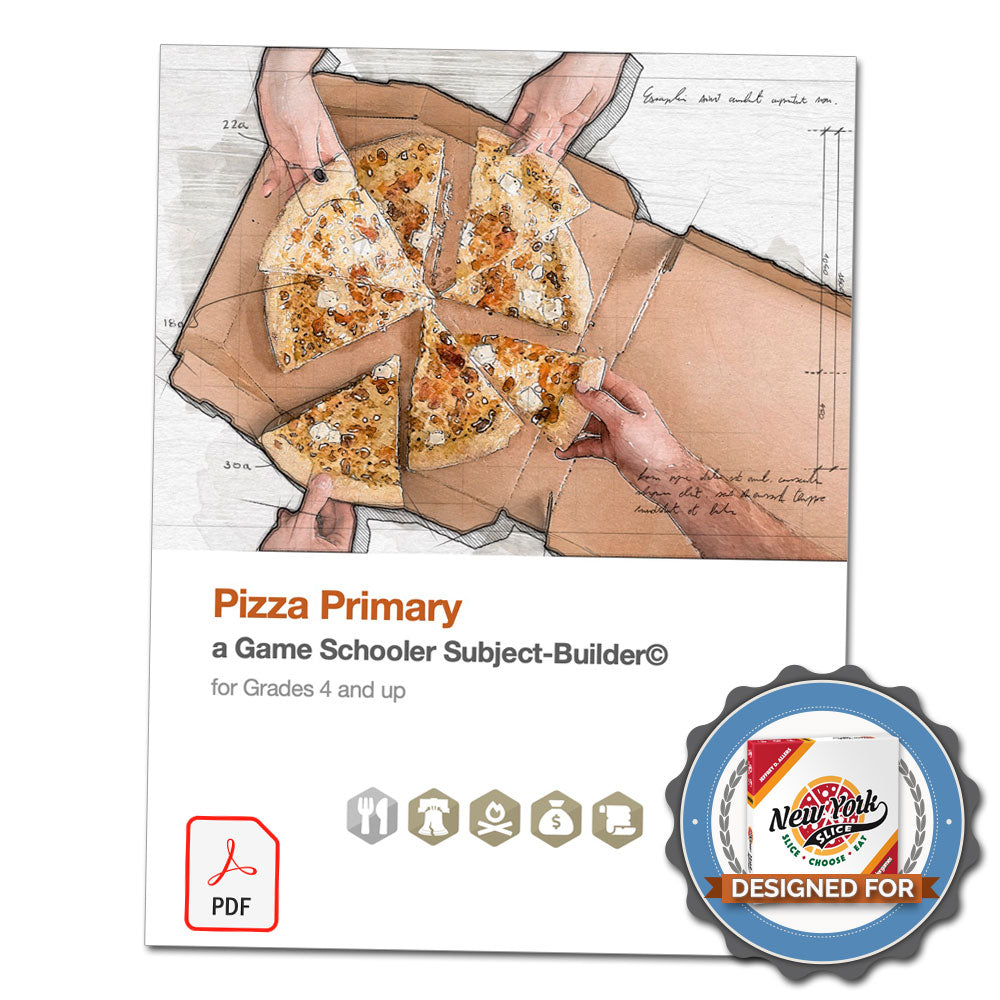 Pizza Primary - Subject-Builder