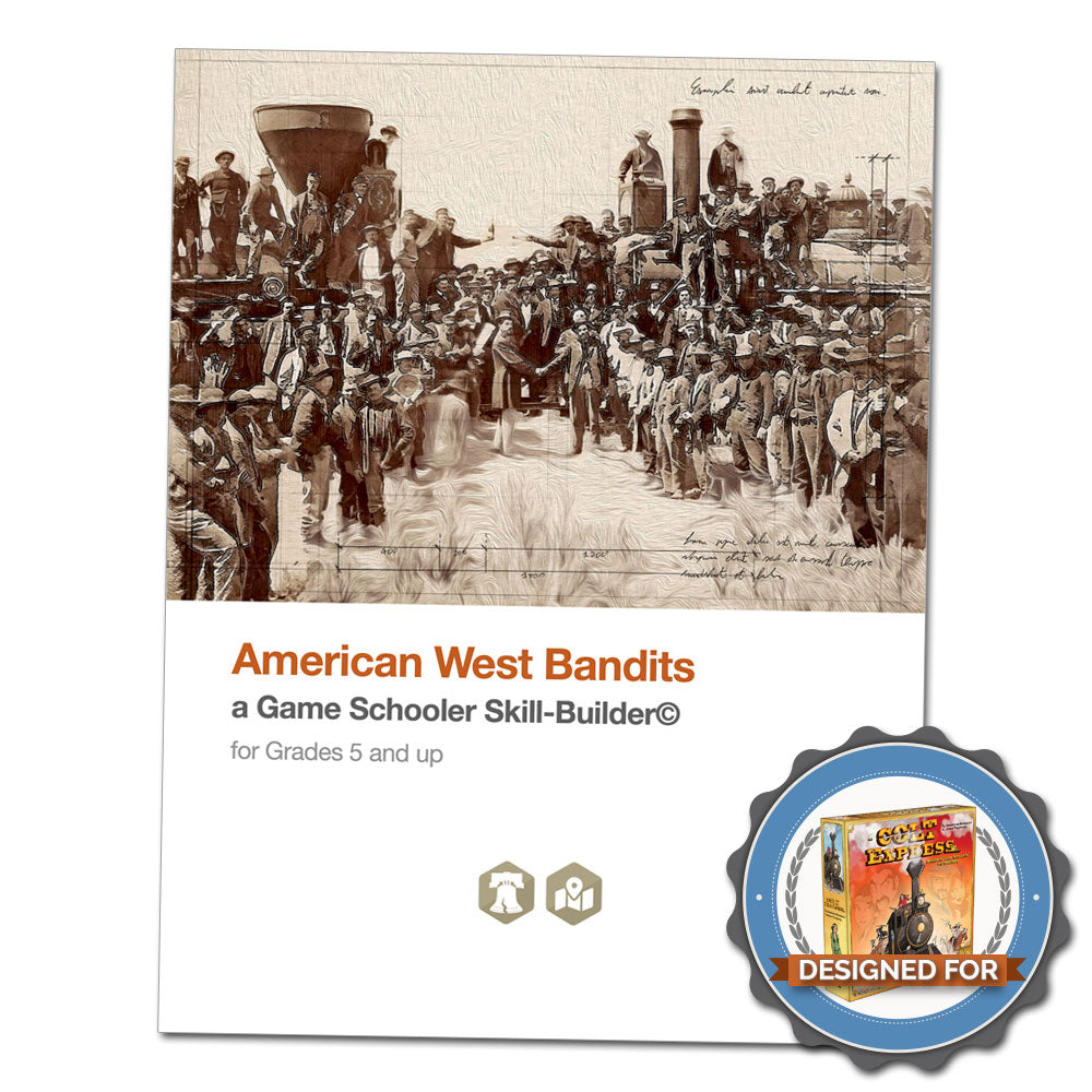American West Bandits - Subject-Builder