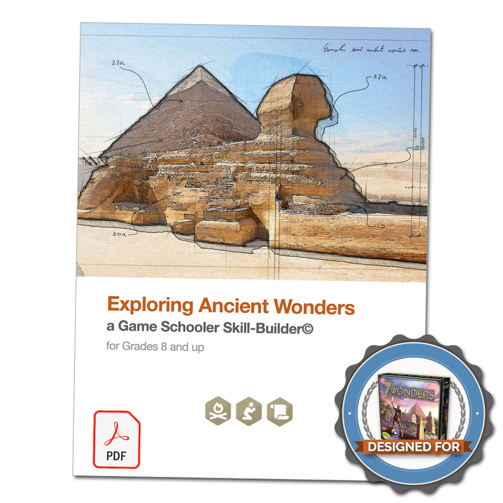 Exploring Ancient Wonders - Subject-Builder