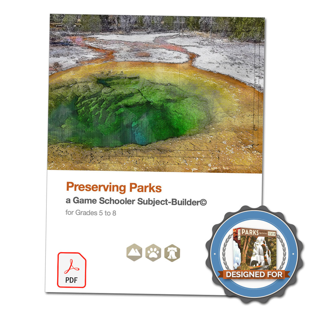 Preserving Parks - Subject-Builder