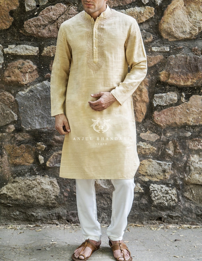 Load image into Gallery viewer, Tone On Kurta Menswear