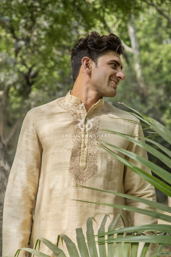 Tone On Kurta Menswear