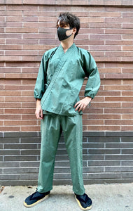 """Samue"" - Cotton top and pants"