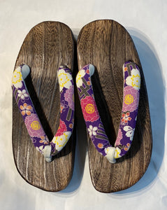 Extra Large Women's Wooden Sandals