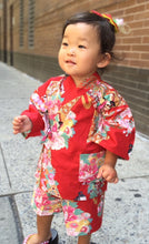 "Load image into Gallery viewer, Girl's ""Jinbei"""