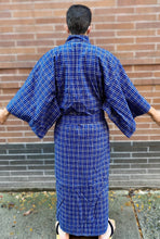 Load image into Gallery viewer, Flannel Kimono Robe