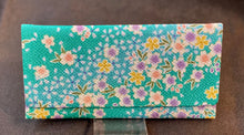 Load image into Gallery viewer, Kimono fabric wallet